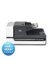 Gebrauchter Scanjet Enterprise Flow N9120 HP Scanner Demogerät