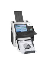 HP Scanjet Enterprise 7000n Scanner Document Capture Workstation