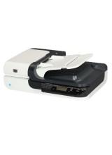 HP Scanjet N6350 Flachbett-Dokumentenscanner