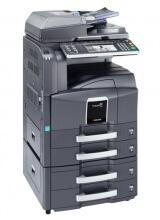 Gebrauchter Kopierer Kyocera TASKalfa 420i mit 4 Paierfach