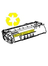 Rebuilt Toner 406482 für Ricoh yellow