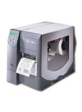 Z4M plus Zebra Etikettendrucker