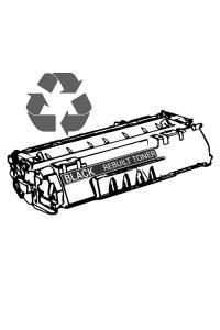 Rebuilt Toner für HP CC364A black