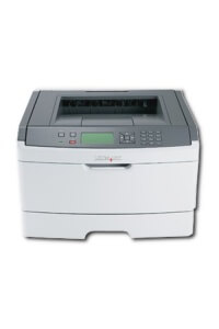 E460DN von Lexmark Laserdrucker