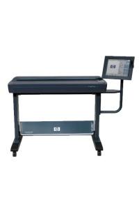 HP Designjet HD CQ654A Scanner